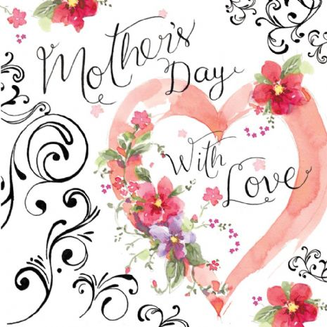 Gorgeous Mothers Day Cards. Mother's Day Cards. Happy Mother's Day Cards. Best Mum Card. Spring Seasons Cards. Twizler.